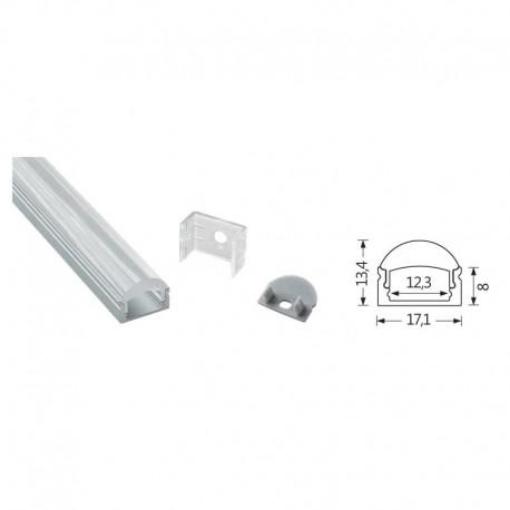 Profilés LED Aluminium simple