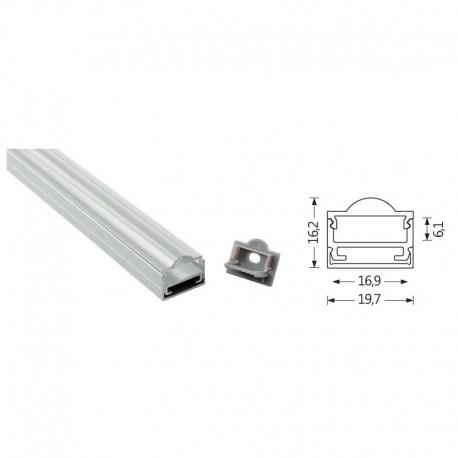 Profilés LED Aluminium optique 30°