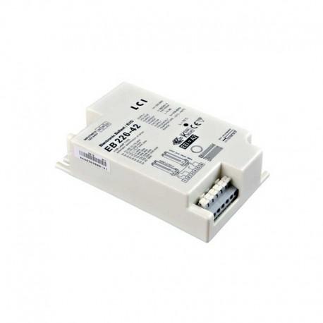 Ballast électronique pour lampe fluo compact
