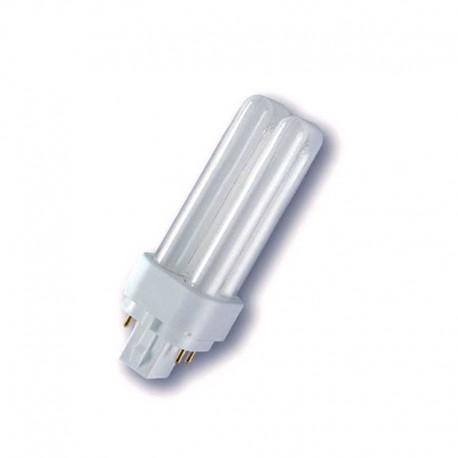 Lampe fluo compacte double
